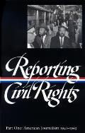 Reporting Civil Rights: American Journalism 1941-1963 Cover
