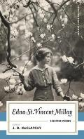 American Poets Project #1: Edna St. Vincent Millay Selected Poems Cover