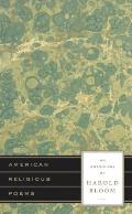 American Religious Poems: An Anthology (Library of America) Cover