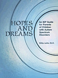 Hopes and Dreams: An IEP Guide for Parents of Children with Autism Spectrum Disorders [With CDROM]
