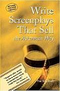 Write Screenplays That Sell The Ackerman Way
