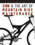 Zinn & Art of Mountain Bike Maint 4TH Edition