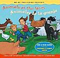Song, Music & Read Along CD: Animals at the Farm / Animales de La Granja (English Spanish Foundations)
