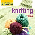 Getting Started Knitting (Getting Started) Cover