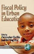 Fiscal Policy in Urban Education (Hc)