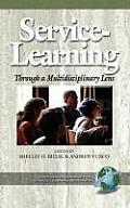 Service-Learning Through a Multidisciplinary Lens (Hc)