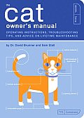 Cat Owners Manual Operating Instructions Troubleshooting Tips & Advice on Lifetime Maintenance