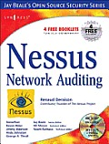 Nessus Network Auditing - With CD (04 Edition)