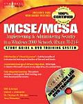 MCSE Implementing and Administering Security in a