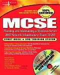 MCSE Planning & Maintaining a Microsoft Windows Server 2003 Network Infrastructure Exam 70 293 Guide & DVD Training System With DVD