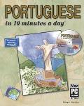 Portuguese in 10 Minutes a Day with CDROM (10 Minutes a Day)