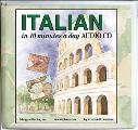 Italian in 10 Minutes a Day Audio CD Wallet - Library Edition (10 Minutes a Day) Cover