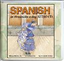 Spanish in 10 Minutes a Day Audio CD Wallet - Library Edition (10 Minutes a Day)