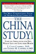 China Study : Most Comprehensive Study of Nutrition Ever Conducted and the Startling Implications for Diet, Weight Loss, and Long-term Health (06 Edition)