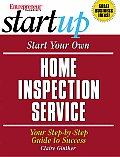 Start Your Own Home Inspection Service Your Step By Step Guide to Success