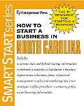 How to Start a Business in North Carolina (How to Start a Business in North Carolina)
