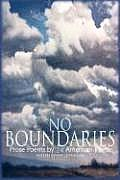No Boundaries Prose Poems by 24 American Poets