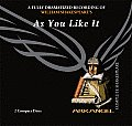 As You Like It (Arkangel Complete Shakespeare)