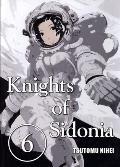 Knights of Sidonia Volume 6