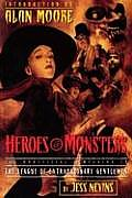 Heroes & Monsters The Unofficial Companion to the League of Extraordinary Gentlemen