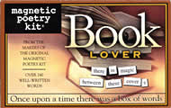 Book Lover Kit (Magnetic Poetry)