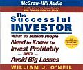 Successful Investor What 80 Million People Need to Know to Invest Profitably & Avoid Big Losses