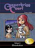 Gunnerkrigg Court 01 Orientation