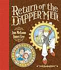 Return of the Dapper Men Cover