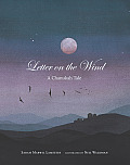 Letter on the Wind: A Chanukah Tale Cover