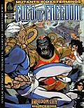 Foes Of Freedom Mutants & Masterminds