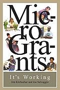 MicroGrants: It's Working