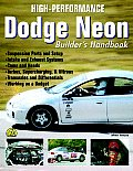 High Performance Dodge Neon Builders Hd