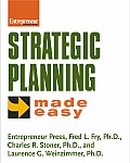 Strategic Planning for Small Business Made Easy (05 Edition) Cover