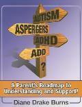 Autism Aspergers ADHD ADD A Parents Roadmap to Understanding & Support