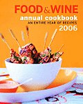 Food & Wine An Entire Year Of Recipes 2006