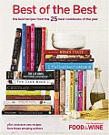 Best of the Best: Best Recipes from the 25 Best Cookbooks of the Year #10: Best of the Best, Volume 10: The Best Recipes from the 25 Best Cookbooks of the Year Cover