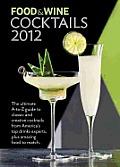 Food & Wine Cocktails (Food & Wine Cocktails)