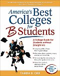 Americas Best Colleges For B Students