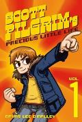 Scott Pilgrim's Precious Little Life: Volume 1  Cover
