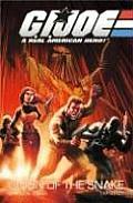 Union Of The Snake Gi Joe Volume 7