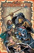 Dragonlance Chronicles #01 : Dragons of Autumn Twilight Cover