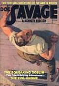 Doc Savage 12 Squeaking Goblin The Evil Gnome