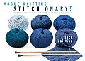Vogue Knitting Stitchionary #05: Lace Knitting: The Ultimate Stitch Dictionary from the Editors of Vogue Knitting Magazine Cover