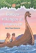 Barcos Vikingos Al Amanecer / Viking Ships at Sunrise
