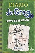 Diario de Greg 3 Esto Es El Colmo