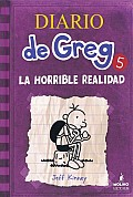 Diario de Greg 5. La Horrible Verdad: Diary of a Wimpy Kid: The Ugly Truth Cover
