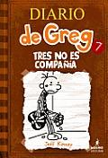 Diario de Greg 7 Tres No Es Compaia