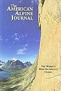 2009 American Alpine Journal: The World's Most Significant Climbs (American Alpine Journal)