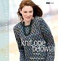 Knit One Below: One Stitch, Many Fabrics