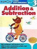 Kumon Addition & Subtraction Grade 3
